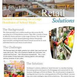 Case Study: Retail: Demand Forecasting